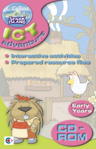 9780007212163: Collins Spark Island ICT Adventure - Early Years CD-Rom