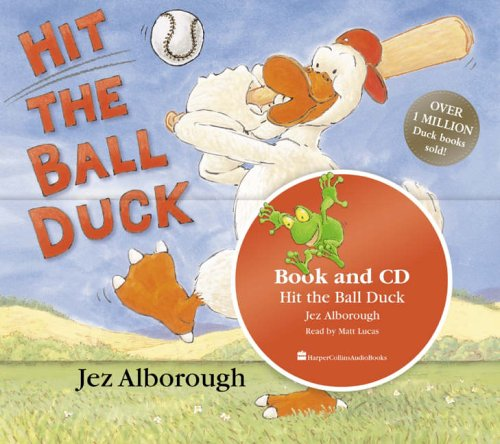 9780007212194: Hit the Ball, Duck: Complete & Unabridged (Book & CD)