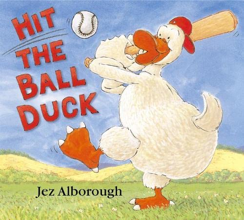 9780007212194: Hit the Ball Duck