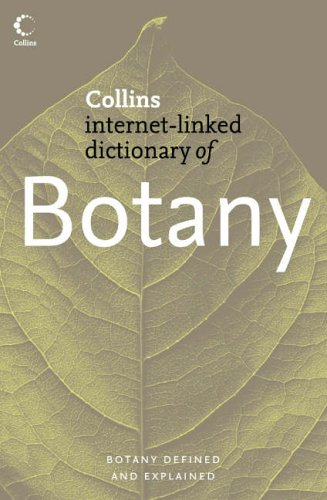 9780007212200: Botany (Collins Dictionary of)