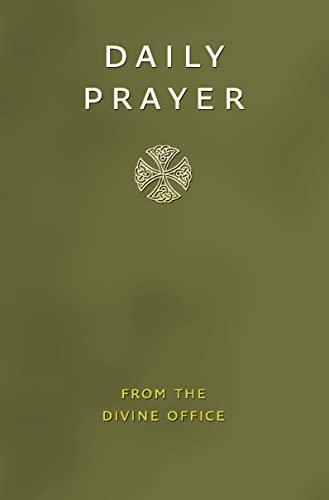 Daily Prayer: Knowlden, Martin