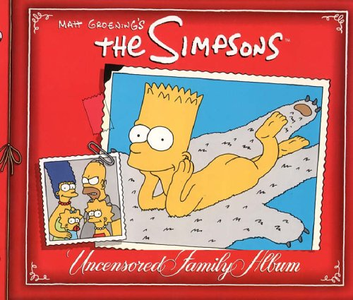 9780007212286: The Simpsons Uncensored Family Album