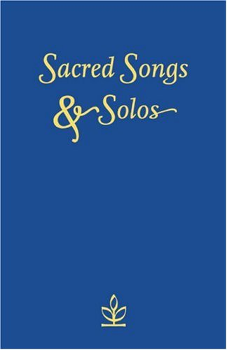 9780007212347: Sacred Songs & Solos: New Words Edition