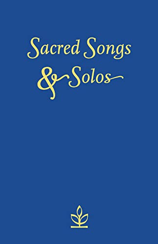 9780007212354: Sankey's Sacred Songs and Solos