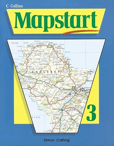 9780007212392: Collins Mapstart - Mapstart 3