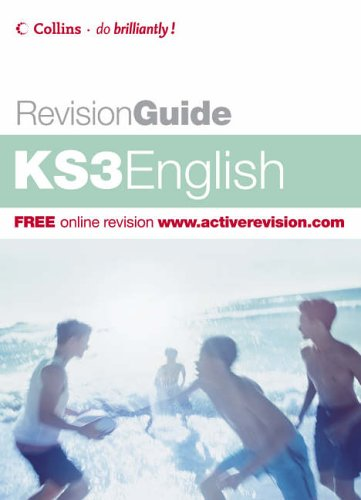 9780007212422: Do Brilliantly! Revision Guide - KS3 English