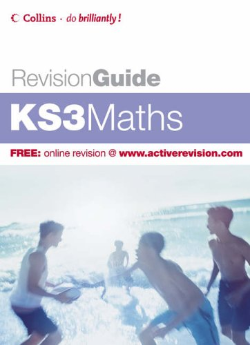 9780007212439: Do Brilliantly! Revision Guide - KS3 Maths