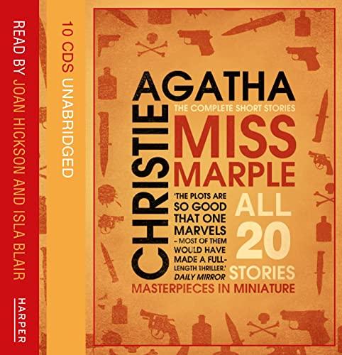 Miss Marple Complete Short Stories Gift Set: Christie, Agatha