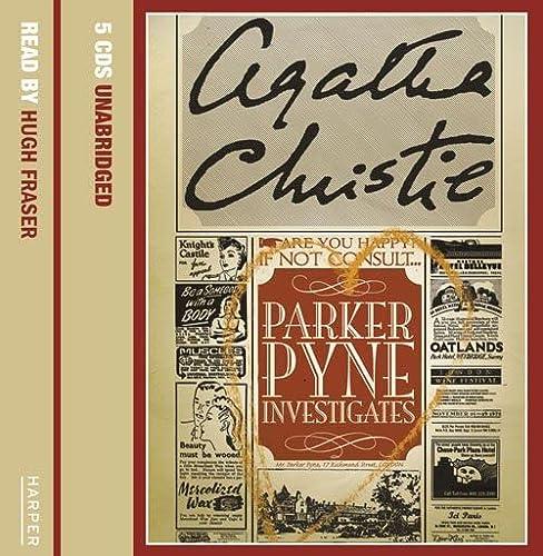 9780007212590: Parker Pyne Investigates