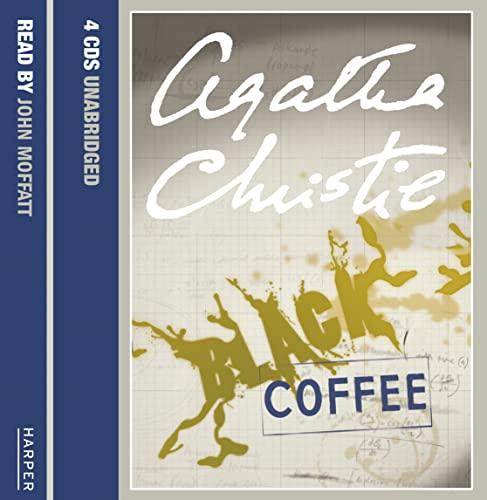 9780007212880: Black Coffee: Complete & Unabridged