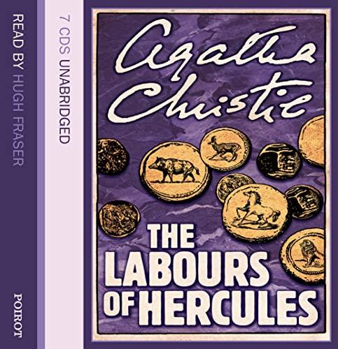 Labours of Hercules Unabridged: Agatha Christie, Hugh