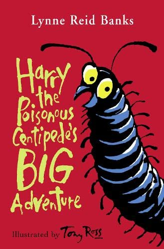 9780007213085: Harry the Poisonous Centipede's Big Adventure