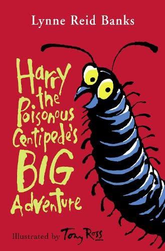 9780007213085: Harry the Poisonous Centipede's Big Adventure