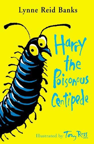 9780007213092: Harry the Poisonous Centipede: A Story To Make You Squirm