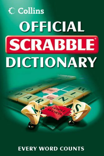 9780007213108: Collins Official Scrabble Dictionary