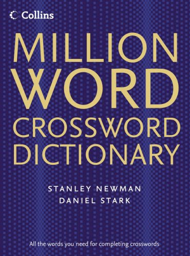 9780007213184: Collins Million Word Crossword Dictionary