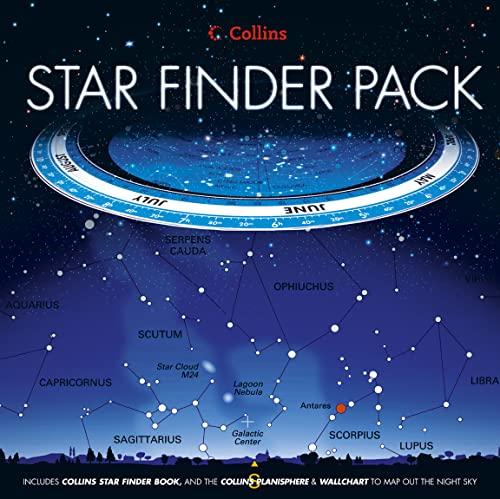9780007213238: Collins Star Finder Pack