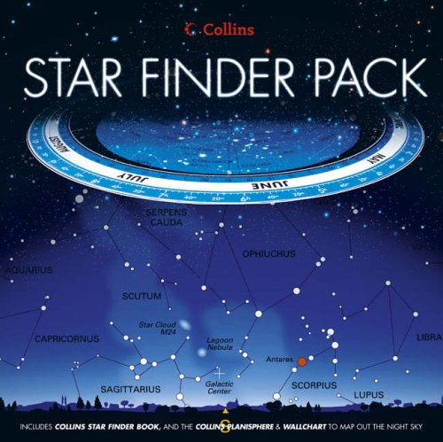 9780007213238: Collins Star Finder Pack