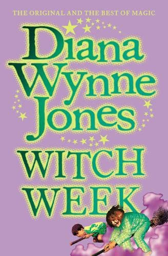 Witch Week (The Chrestomanci) (9780007213382) by Diana Wynne Jones