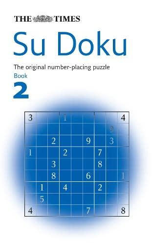 9780007213504: The Times Su Doku Book 2: The Utterly Addictive Number-placing Puzzle: Bk. 2