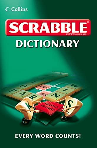9780007213597: Collins Scrabble Dictionary