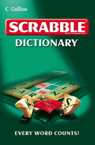 9780007213597: Collins Scrabble Dictionary