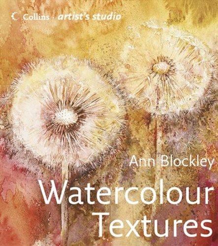 9780007213856: Watercolour Textures (Collins Artist's Studio)