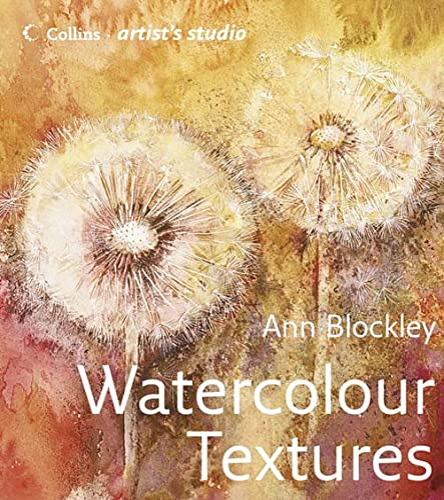 9780007213856: Watercolour Textures (Collins Artist?s Studio)