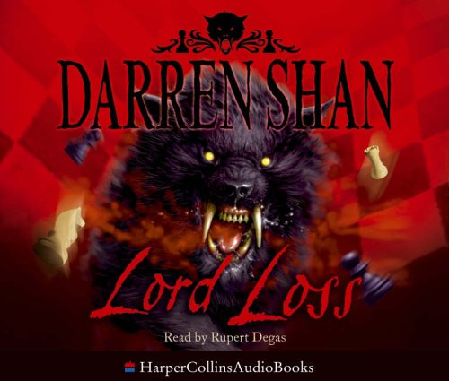 9780007213900: Lord Loss: Complete & Unabridged (The Demonata)