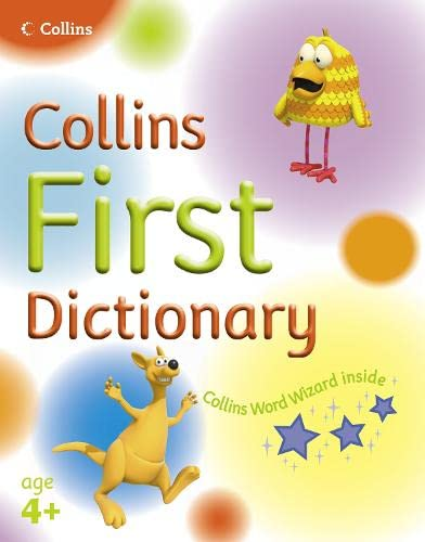 9780007214044: Collins First Dictionary (Collins Primary Dictionaries)
