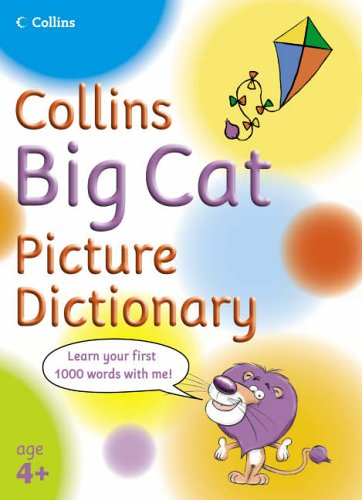 9780007214051: Collins Primary Dictionaries - Collins Big Cat Picture Dictionary