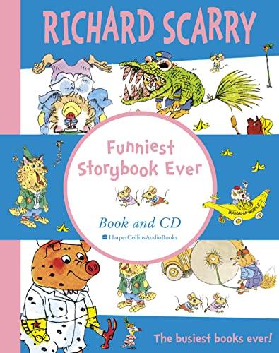 9780007214129: Funniest Storybook Ever: Complete & Unabridged (Book & CD)