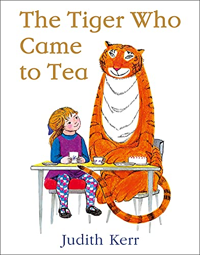 9780007214136: The Tiger Who Came to Tea (Book & CD)