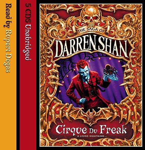 9780007214150: Cirque Du Freak (Saga of Darren Shan)