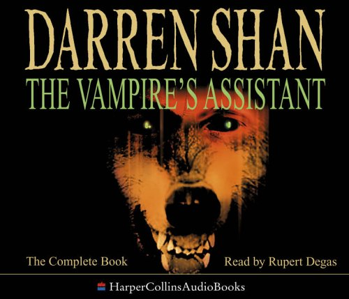 9780007214174: The Saga of Darren Shan (2) - The Vampire's Assistant: Complete & Unabridged