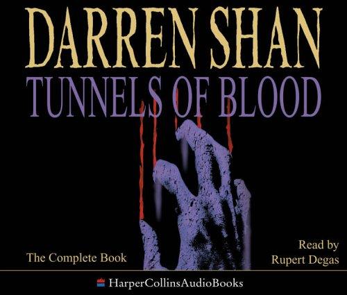 9780007214198: The Saga of Darren Shan (3) - Tunnels of Blood: Complete & Unabridged