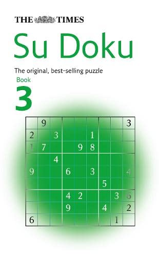 9780007214266: The Times Su Doku Book 3: The Original Addictive Number-placing Puzzle: Bk. 3