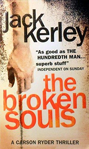 9780007214334: The Broken Souls (Carson Ryder, Book 3)