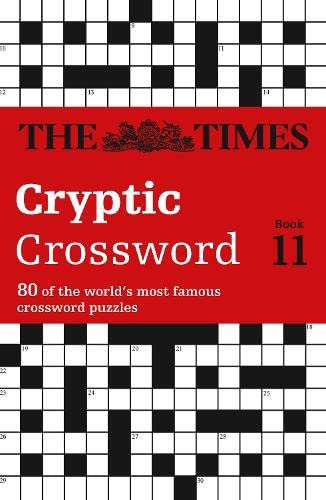 9780007214402: The Times Crossword Book 11 (Bk. 11)