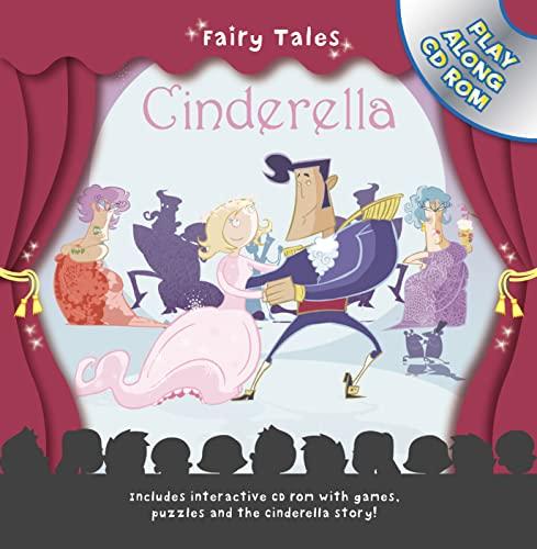 9780007214419: Play Along Fairy Tales - Cinderella
