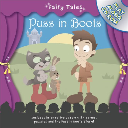 9780007214433: Play Along Fairy Tales - Puss in Boots