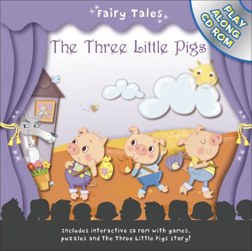 9780007214440: Play Along Fairy Tales - The Three Little Pigs