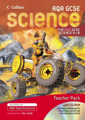 9780007214754: GCSE Science for AQA - Science Teacher Pack and CD-Rom