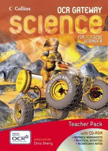 9780007214761: GCSE Science for OCR B – Gateway Science – Science Teacher Pack and CD-Rom