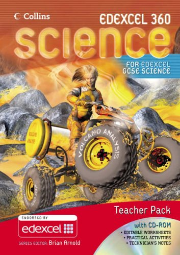 9780007214778: GCSE Science for Edexcel - Science Teacher Pack and CD-Rom