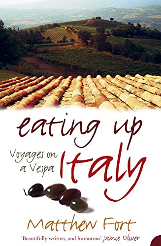 9780007214815: Eating Up Italy: Voyages on a Vespa