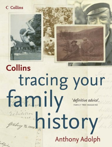 9780007214839: Tracing Your Family History (Collins S.)