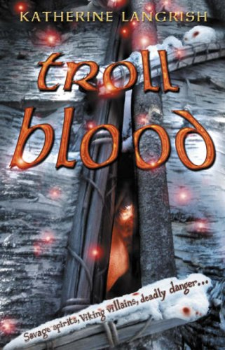 9780007214860: Troll Blood (Troll Trilogy)