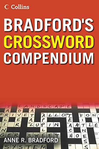 9780007214921: Collins Bradford's Crossword Compendium