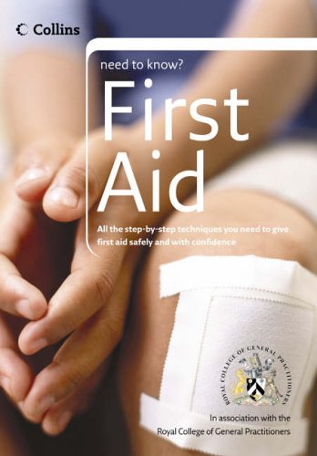 9780007214938: Collins Need to Know? - First Aid